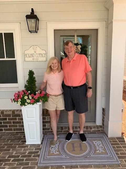 John and Patty Holland